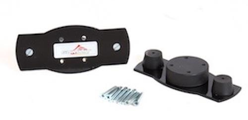 Summit Snowboard Binding Riser Kit