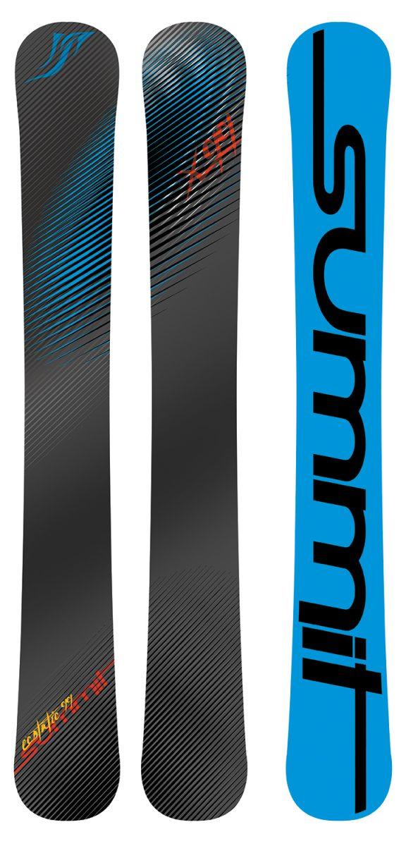 Summit 99cm skiboards