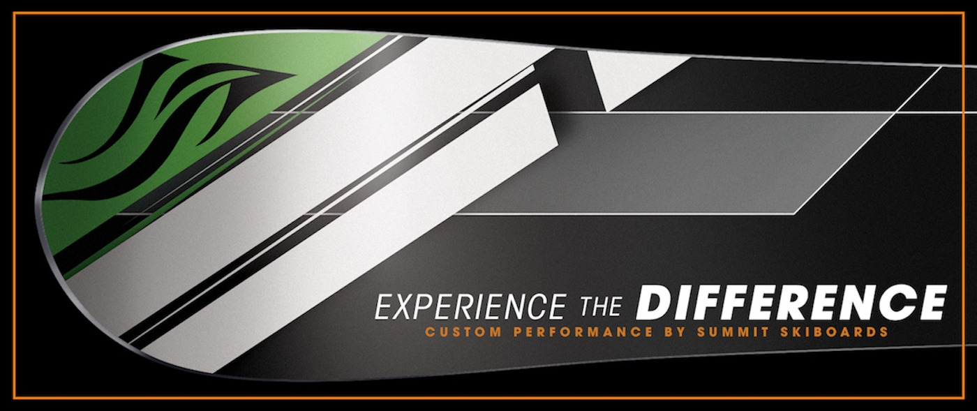 Experience the Difference of Summit Skiboards