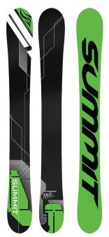 Summit Invertigo 118 cm 3D Rocker Skiboards