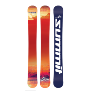 Summit Custom 110 cm 3D Skiboards 2019