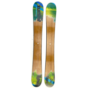Summit skiboards bamboo 110cm 21 blank