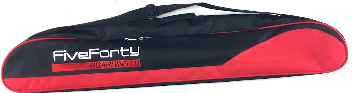 Five Forty Skiboard 110cm Carry Bag Red/Black
