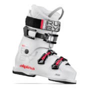 Alpina Women's Ruby 60 White Skiboard Boots XO