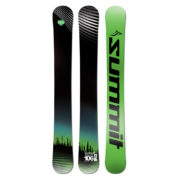 Summit GroovN 106 cm CS Rocker Skiboards 2020