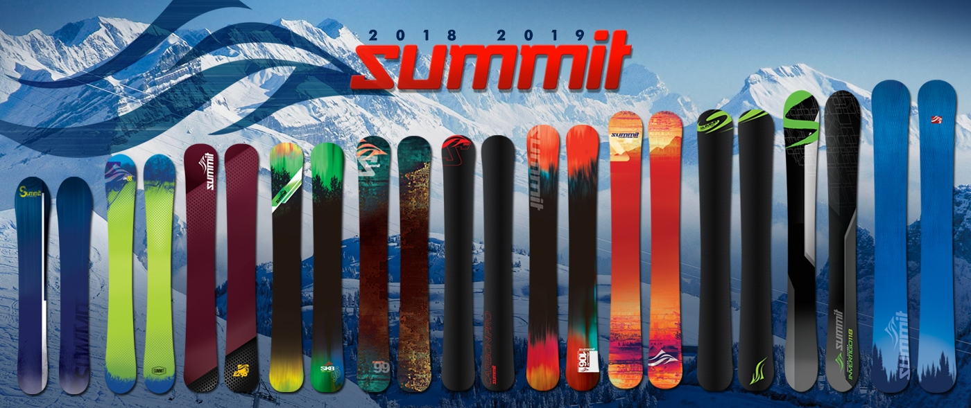 Summit Skiboards 2018/19