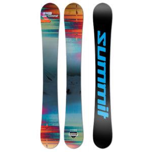 Summit Skiboards ZR 88cm Twin Tip 2020