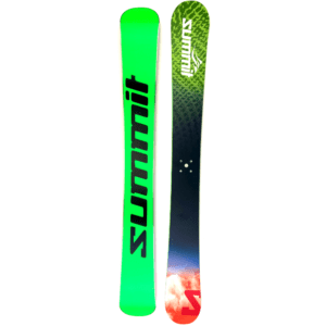 Summit Skiboards Marauder 125cm 21 base