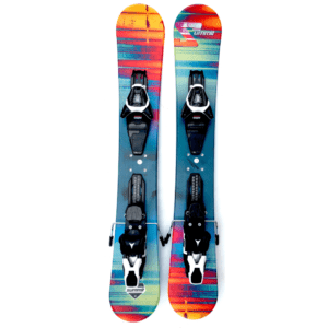 Summit ZR 88 cm Twin Skiboards with Atomic Bindings