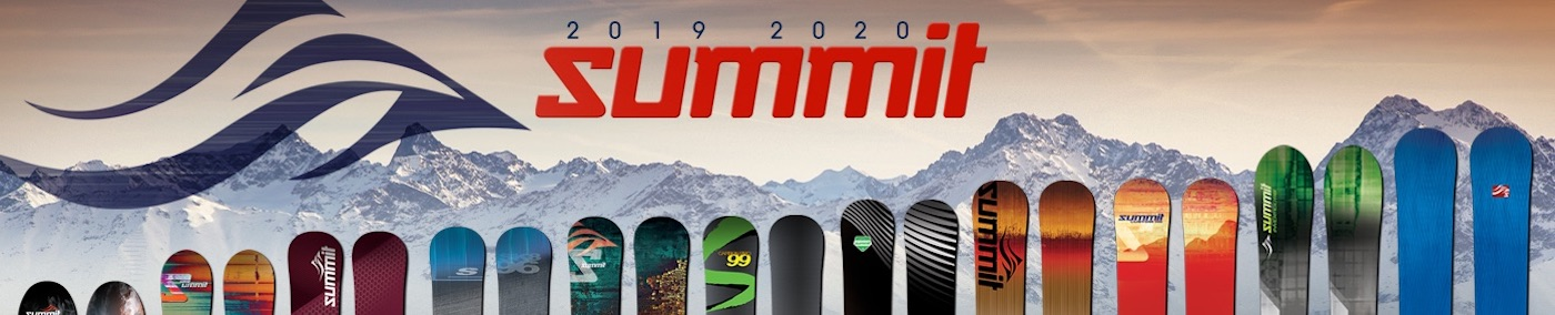 Summit Skiboards 2019/20 Header