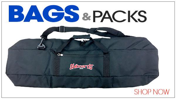 Skiboard Bags and Packs