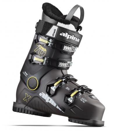 Alpina XTrack 70 Skiboard Boots Anthracite/Black
