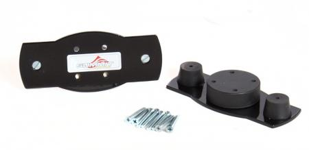 Summit Snowboard Binding Riser Kit for Skiboards