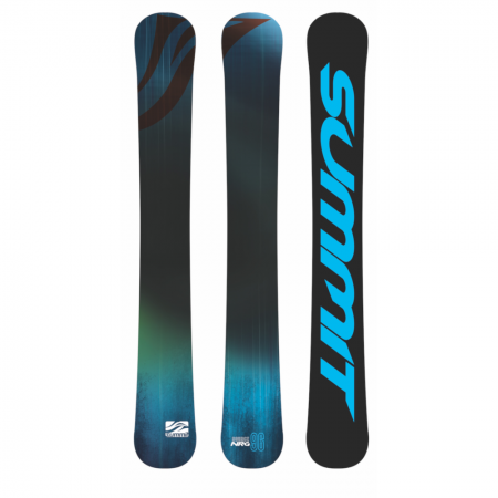 Summit Source NRG-Trick 96 cm Full Rocker Skiboards Blue