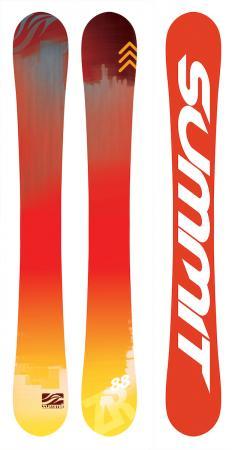 Summit ZR 88 cm Skiboards RD
