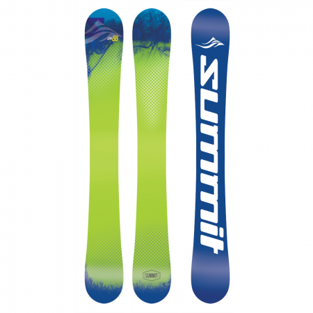 Summit ZR 88 cm Twin Tip Skiboards 2019