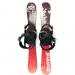 Summit Skiboards Sk8 96cm 21 with technine snowboard bindings