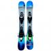 Summit Sk8 96cm Rocker/Camber Skiboards with Atomic Bindings
