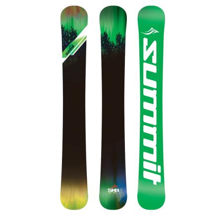 Summit Sk8 96 cm Rocker Camber Skiboards 2019