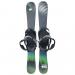 Summit GroovN 106 cm Rocker/Camber CS Skiboards with Technine Snowboard Bindings
