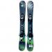 Summit GroovN 106 cm Rocker/Camber CS Skiboards with Atomic Bindings