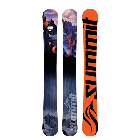 Summit GroovN 106cm Rocker Skiboards