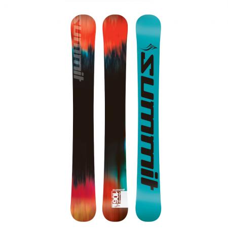 Summit GroovN 106 cm Rocker/Camber 3D Skiboards 2019