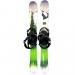 Summit Invertigo 118cm Skiboards w. Technine Bindings