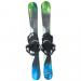 Summit Invertigo 118 cm Rocker/Camber Skiboards with Technine Snowboard Bindings 2020