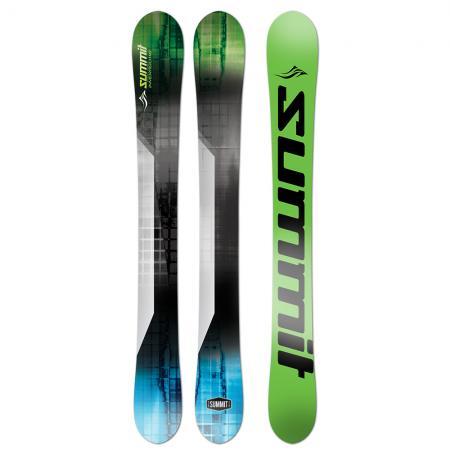 Summit Skiboards Invertigo 118cm Rocker 2020