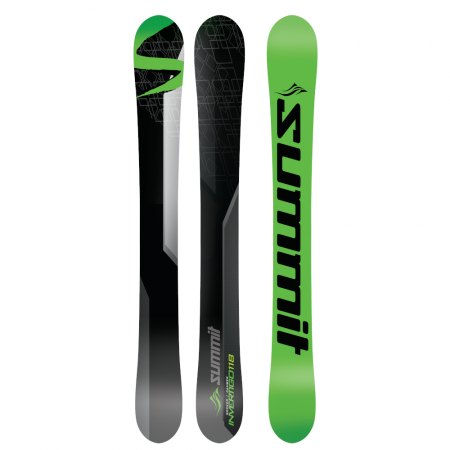 Summit Invertigo 118 cm 3D Rocker/Camber Skiboards 2019