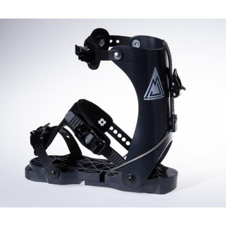Mad Jacks Binding Snowboard Boot Conversion – Fits into Ski Bindings