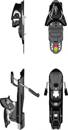 Atomic FFG 12 release ski bindings