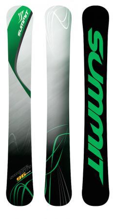 Summit Source NRG 96 cm Rocker Skiboards 2017