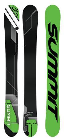 Summit Invertigo 118 cm 3D Rocker Skiboards