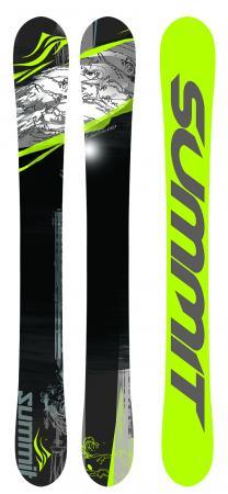 Summit Custom 110 cm 3D Skiboards 2017
